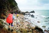 东西冲穿越、观沧海、赏惊涛拍岸、徙步最美海岸线